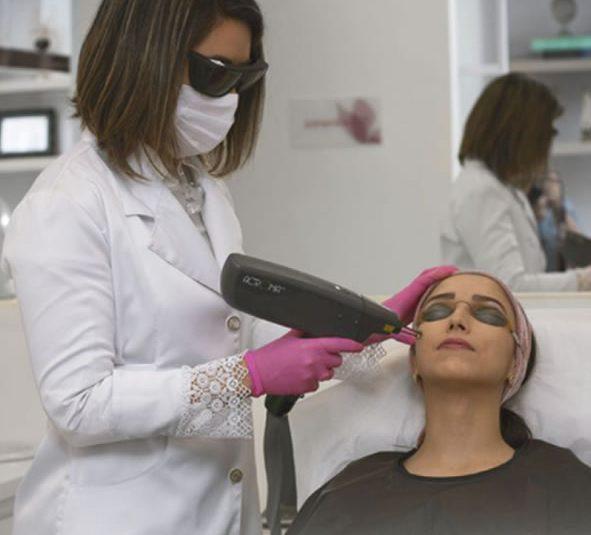 tratamentos laser acroma etherea em florianopolis